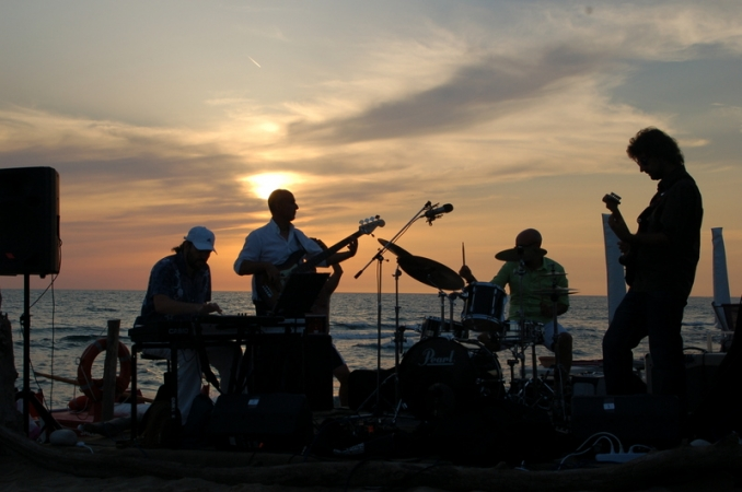 - Sunset JAZZ Festival